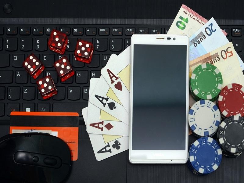 Image result for Online Gambler